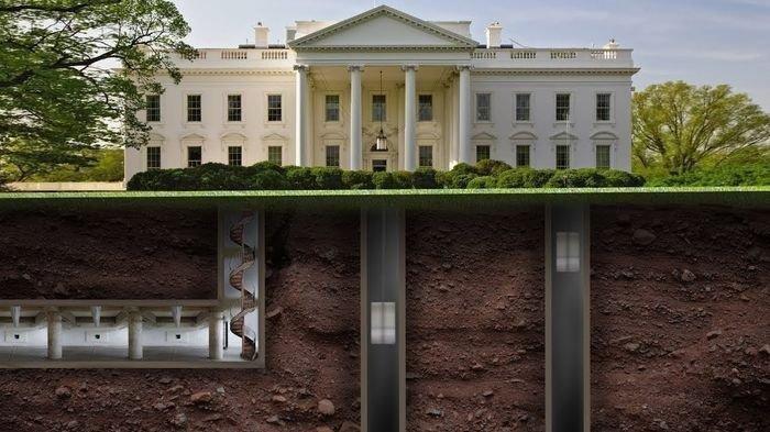 Jadi Tempat Pengungsian Donald Trump & Keluarganya saat Rusuh, Ini Fakta Unik Bunker Gedung Putih AS