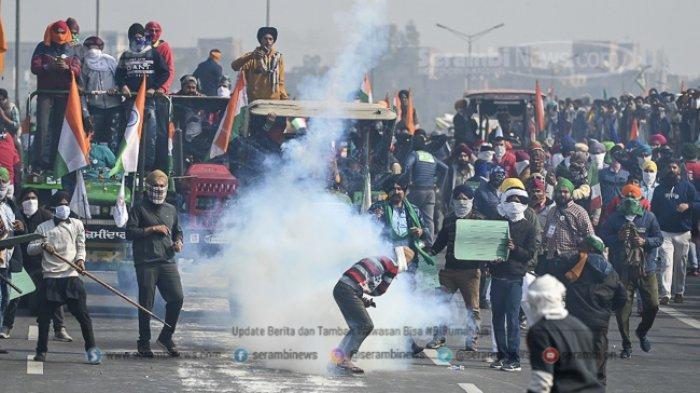 FOTO -  Ribuan Petani India Gelar Demonstrasi Pada Peringatan Hari Republik - petani-india-9.jpg