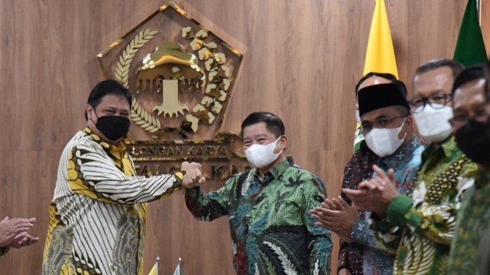 Petinggi Golkar dan PPP Gelar Silaturahmi, Sepakat Bentuk Tim Untuk RPJP 2025-2045