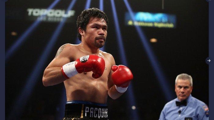 Nama Besar Petinju tak Terkalahkan Ini Bikin Manny Pacquiao Keblinger