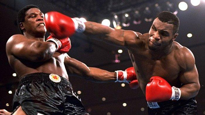 Mike Tyson Kembali ke Ring Tinju hanya untuk Laga Amal, Begini Penampakan Tubuhnya