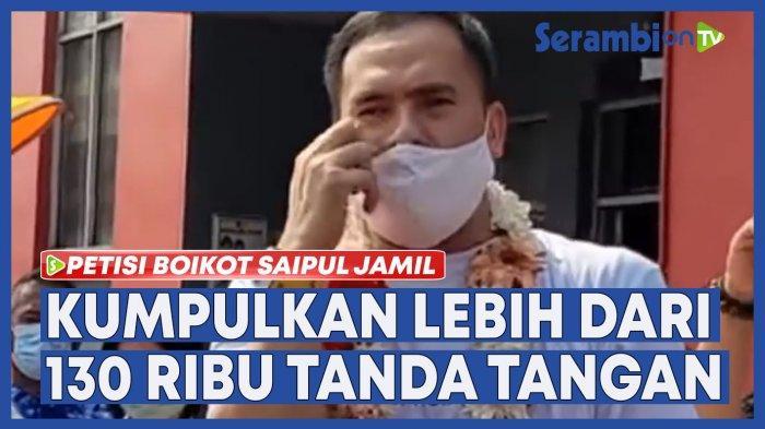 Dicekal & tak Boleh Syuting, Saipul Jamil Masih jadi Idola, Penggemarnya di Channel Youtube Melejit