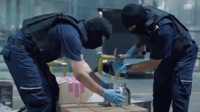 Pasukan Keamanan Arab Saudi Gagalkan Empat Upaya Penyelundupan Narkoba