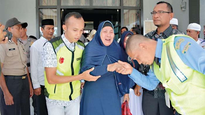 Jasad Korban Lion Air Dipulangkan ke Tapaktuan