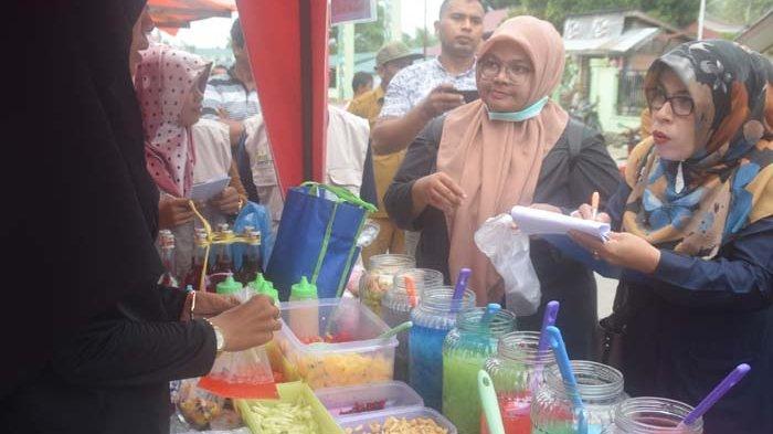 BBPOM Aceh Temukan Pangan Mengandung Borax di Pijay