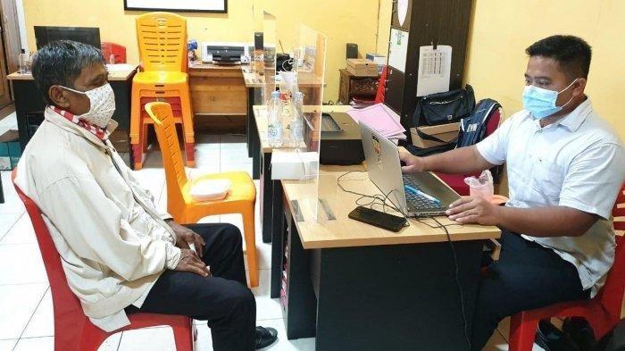 Pria 62 Tahun Ini Nekat Bakar Rumah Mantan Istri, Gara-garaPembagian Harta Tak Kunjung Tuntas
