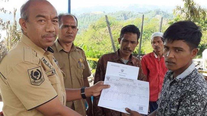 Disdukcapil Aceh Tengah Ganti Dokumen Kependudukan Korban Musibah Kebakaran