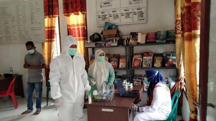 Update Corona Aceh Singkil 73 Orang Isolasi Mandiri dan 11 Dirawat di Rumah Sakit