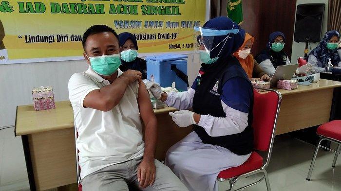 Sebanyak 38 Warga Aceh Singkil Masih Berjuang Sembuh dari Covid-19