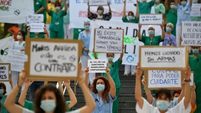 WHO Minta Dunia Hentikan Percobaan Obat Anti-Malaria untuk Pasien Virus Corona