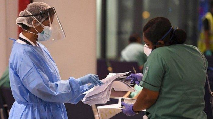 UEA Melaporkan 2.315 Kasus Baru Virus Corona dan Dua Kematian