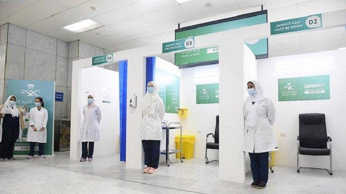 Arab Saudi Umumkan 117 Kasus Baru Virus Corona dan Lima Kematian