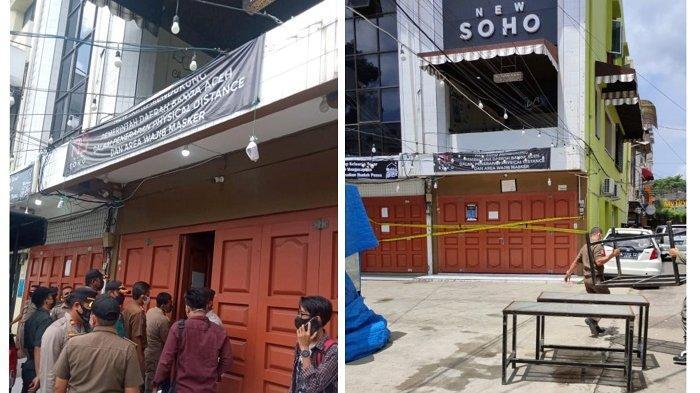 Cafe Gelar Konser Amal Malam Ramadhan di Banda Aceh Disegel, Melanggar Protkes dan Syariat Islam