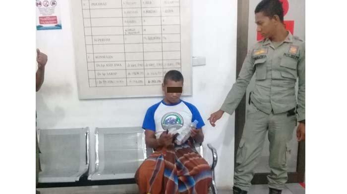 Perusak Alquran di Cot Masjid Banda Aceh Sempat Kabur Dari RSJ Setelah Diantar Satpol PP