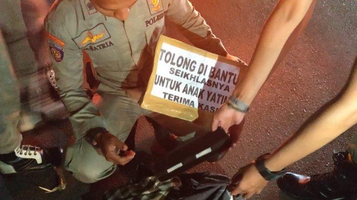 Amankan Tiga Pengamen di Kawasan Peunayong, Petugas Satpol PP Temukan Kotak Sumbangan Anak Yatim