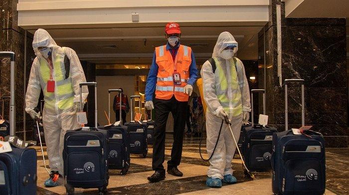 Jumlah Kasus Virus Corona Arab Saudi Terus Turun