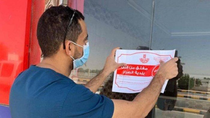 Jeddah Tutup 62 Gerai Komersil, Langgar Protokol Kesehatan Covid-19