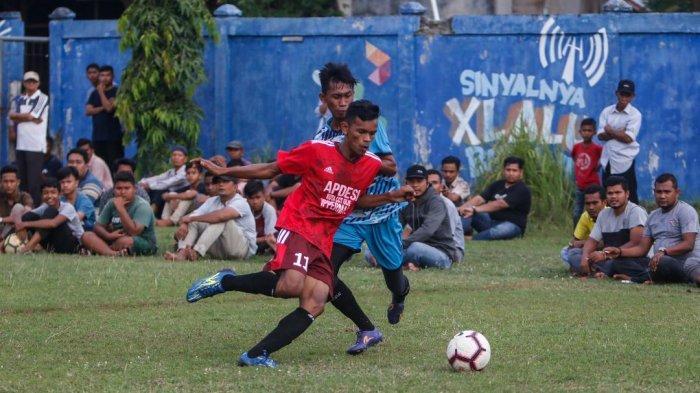 Menang Adu Penalti, Kecamatan Kuta Cot Glie Lolos ke Semifinal