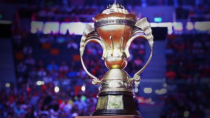 Sejarah dan Daftar Juara Piala Sudirman Sejak 1989 sampai 2017, Akankah 2019 Kembali ke Indonesia?