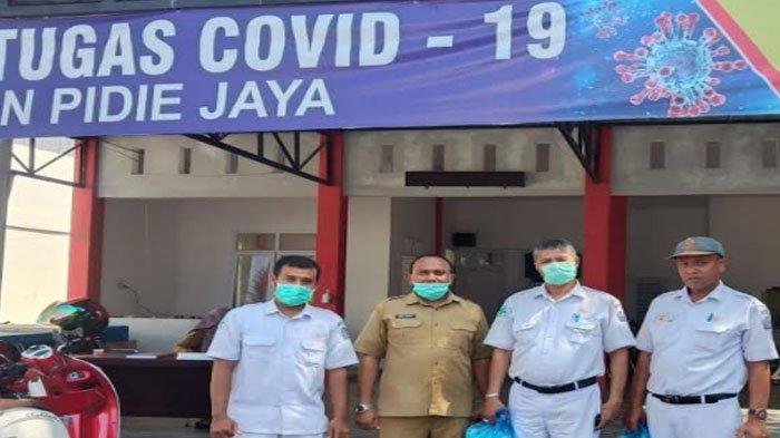 Pidie Jaya Masih Bertahan di Zona Kuning, Korban Meninggal Akibat Covid-19 Capai 25 Orang