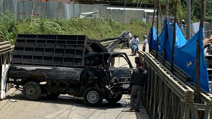 Jembatan Darurat Nyaris Telan Korban Jiwa di Simeulue, Ini Penyebabnya