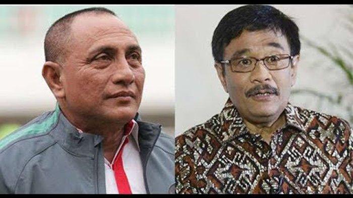 Edy Rahmayadi Vs Djarot di Pilgub Sumut, JR Saragih tak Lolos Verifikasi