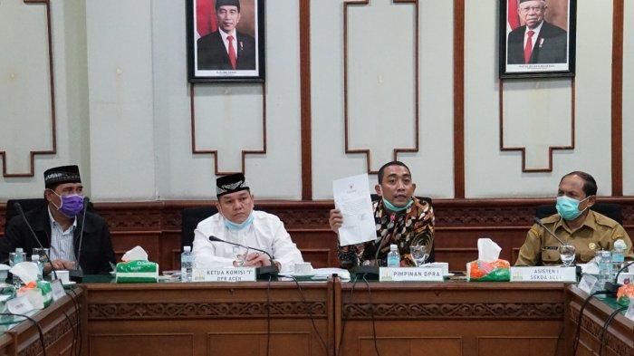 Aceh Sepakat Gelar Pilkada Serentak Tahun 2022