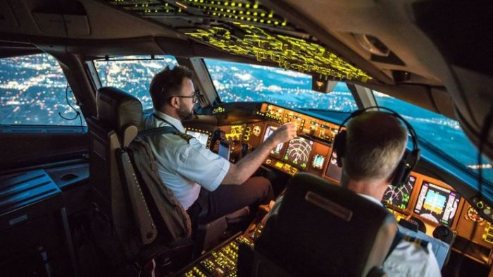 Izinkan Istri Masuk ke Dalam Kokpit, Pilot Dijatuhi Sanksi Skors Hingga Harus Bayar Denda
