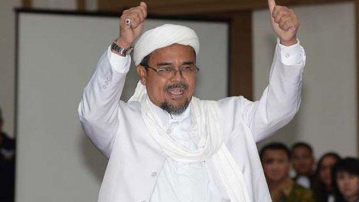 Dimanakah Habib Rizieq Shihab Berada Saat Ini Serambi Indonesia