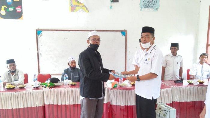 Pimpinan Pondok Pesantren Darul Aitami di Simeulue Dilantik, Ini Program Unggulannya
