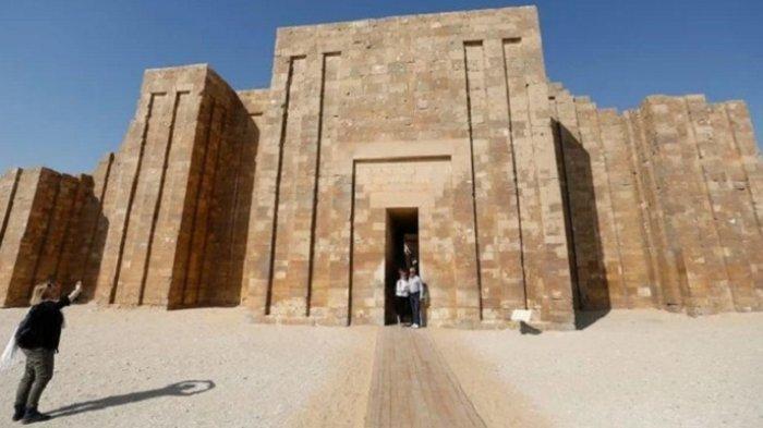 Pintu Makam Firaun di Mesir Kembali Dibuka, Seusai Ditutup 15 Tahun