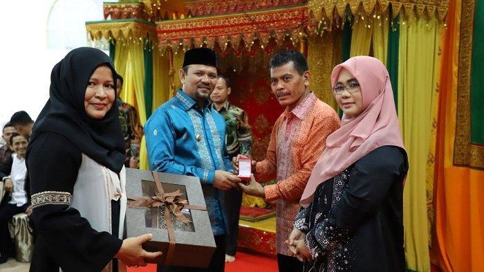 Pemkab Aceh Besar Gelar Pisah Sambut Kajari, Ini Nama Kepala Kejaksaan Negeri yang Baru