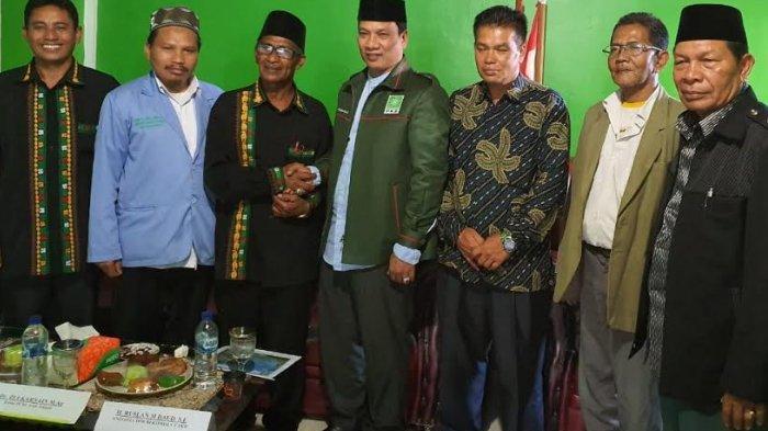 HRD Selenggarakan Pendidikan Politik dengan Kader PKB dan PCNU Aceh Tengah