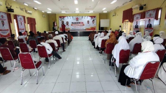 Dua Politisi Partai Aceh Direkomendasikan jadi Balon Bupati Aceh Utara Tahun 2024