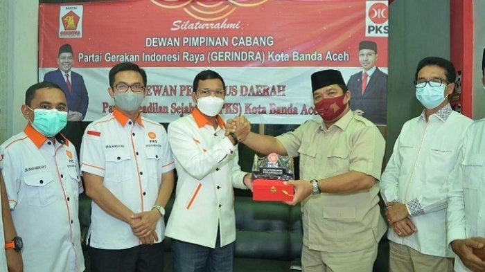 PKS dan Gerindra Banda Aceh Sepakat Kawal Pembangunan Kota