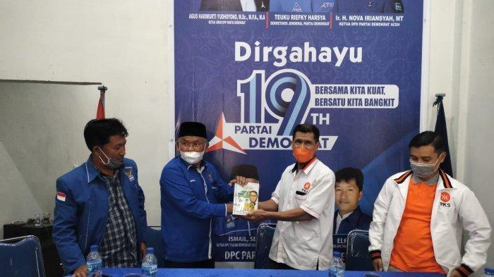 PKS dan Partai Demokrat Aceh Tengah Bahas Koalisi di Pilkada 2024 Mendatang