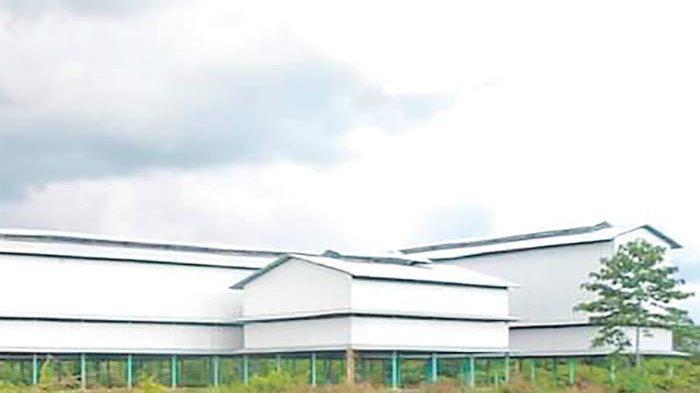 Pembangunan PKS Abdya Mangkrak