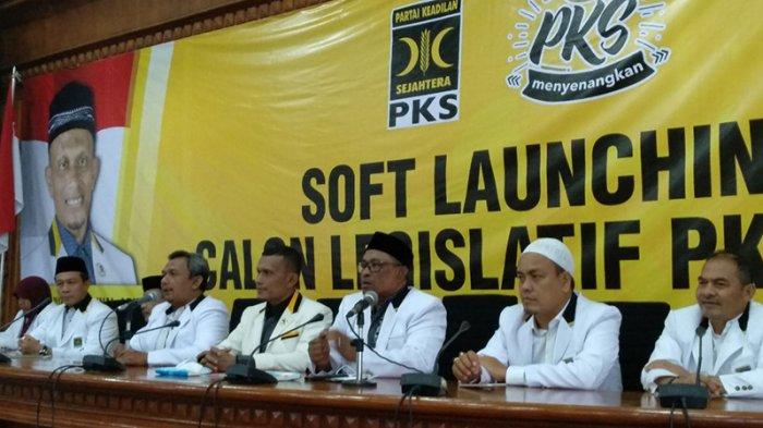 PKS Umumkan 62 Nama Bakal Caleg DPRA dan DPR RI 2019, Ada Rafly dan Mantan-mantan Bupati