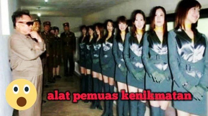 Kebijakan Aneh di Korut, 2.000 Perawan Diambil dari Sekolah, Disiapkan Jadi Budak Nafsu Pejabat