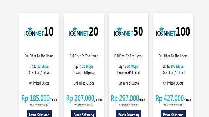 PLN Luncurkan Layanan Broadband Internet 'ICONNET', Apa Saja Keunggulannya?