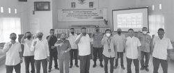 PLN Sosialisasi Peralihan Ke Kwh Meter Digital di Peukan Bada