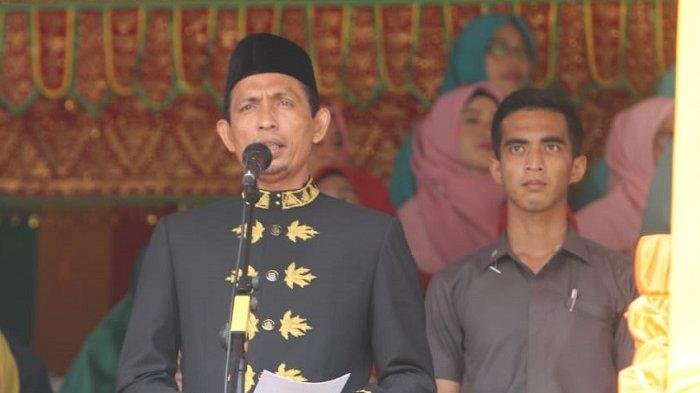 Plt Bupati Janji akan Lanjutkan Program Pembangunan Aceh Selatan, Ini Pernyataan Tgk Amran