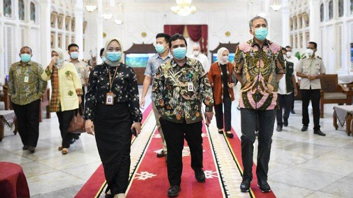 Kolaborasi Aceh‑Pusat Atasi Corona, Insya Allah Sukses