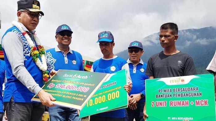 HKSN Aceh Dipusatkan di Tangse