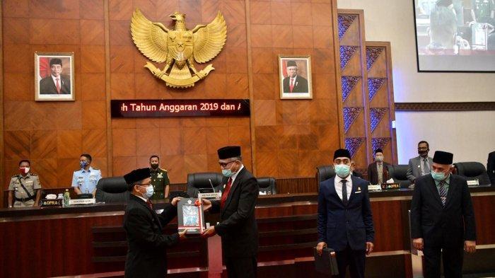 Pemerintah Aceh Pertahankan WTP Kelima Kali