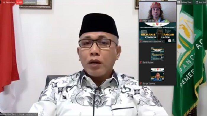 Gubernur Rekom Tiga Kebijakan Pendongkrak Ekonomi di Tengah Pandemi Covid-19