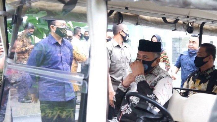Nova Dipanggil  Khusus 7 Menit oleh Presiden,Aceh Masuk Tiga Besar Terbaik Tangani Covid-19