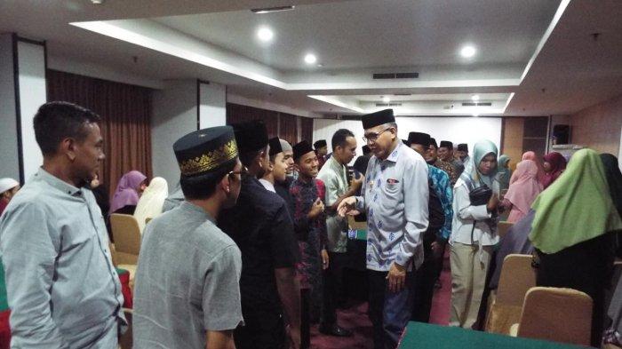 Plt Gubernur Aceh Janjikan Rp 250 Juta Bagi Juara I MTQN