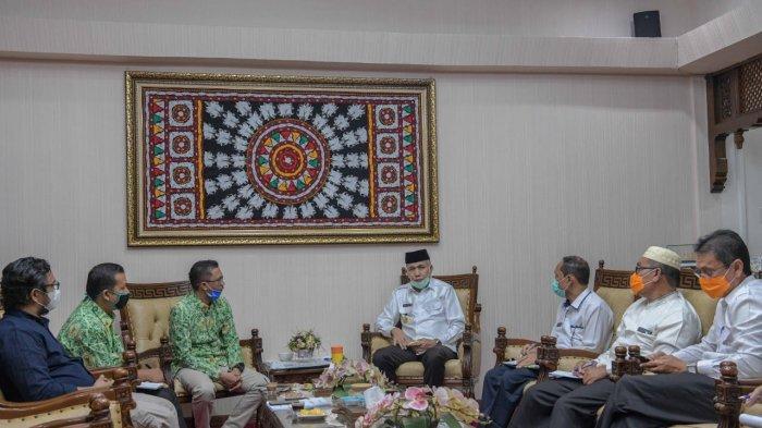 Plt Gubernur Aceh Sarankan Apdesi Tingkatkan Kemampuan Aparatur Desa