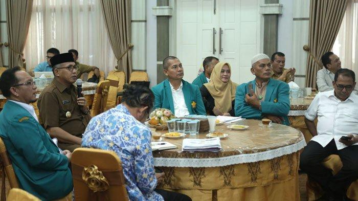 Plt Gubernur Aceh Dukung Unsyiah Jadi Tuan Rumah IMT-GT Varsity Carnival 2020